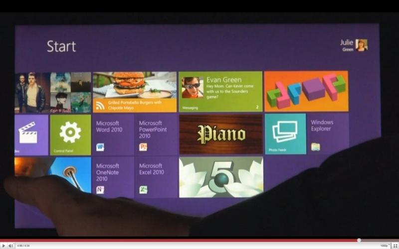 Windows wind Desktop