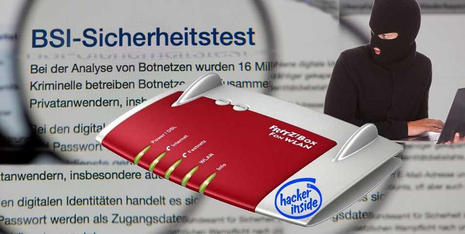 Sicherheitshinweis von AVM: mutmaßlicher Telefonmissbrauch der Fritz.Box