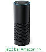 Amazon Echo -Alexa jetzt bestellen