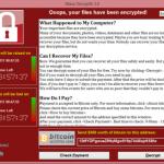 Cyberattake WannaCry