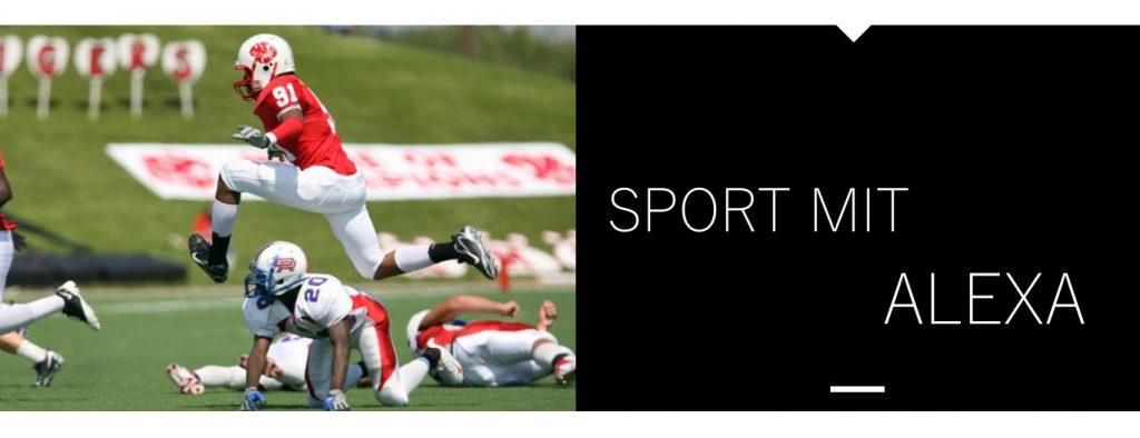 Alexa Sportnachrichten