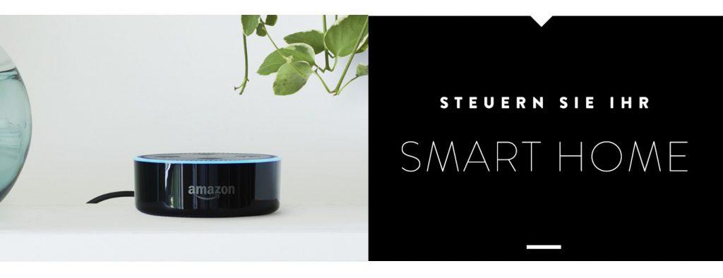 Alexa steuert Smarthome