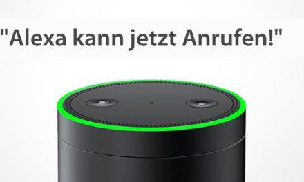 Telefonieren mit Alexa