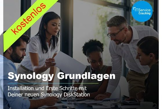 Synology Grundlagen Kurs
