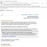 Wie erkenne ich eine Phishing-Mail von Amazon
