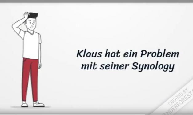 Synology Remote Hilfe